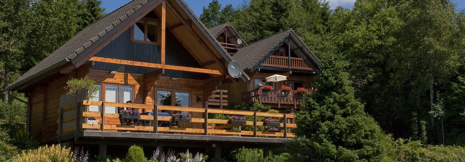 Book a chalet in the Ardennes | Petite Suisse