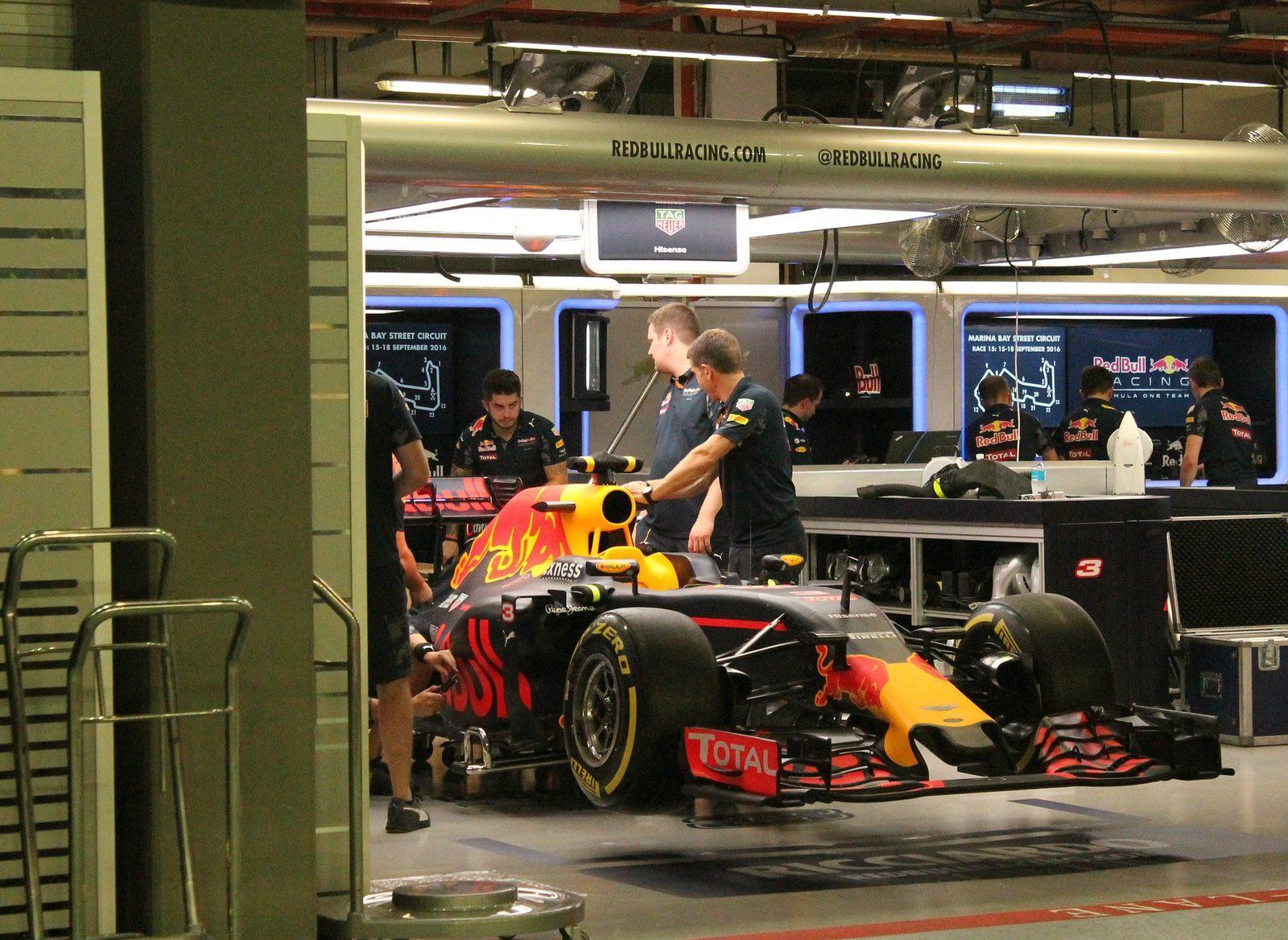 F1 Spa Francorchamps