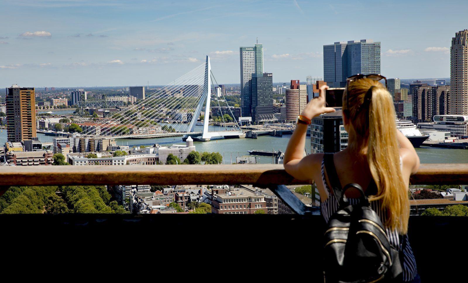 Vakantie Rotterdam