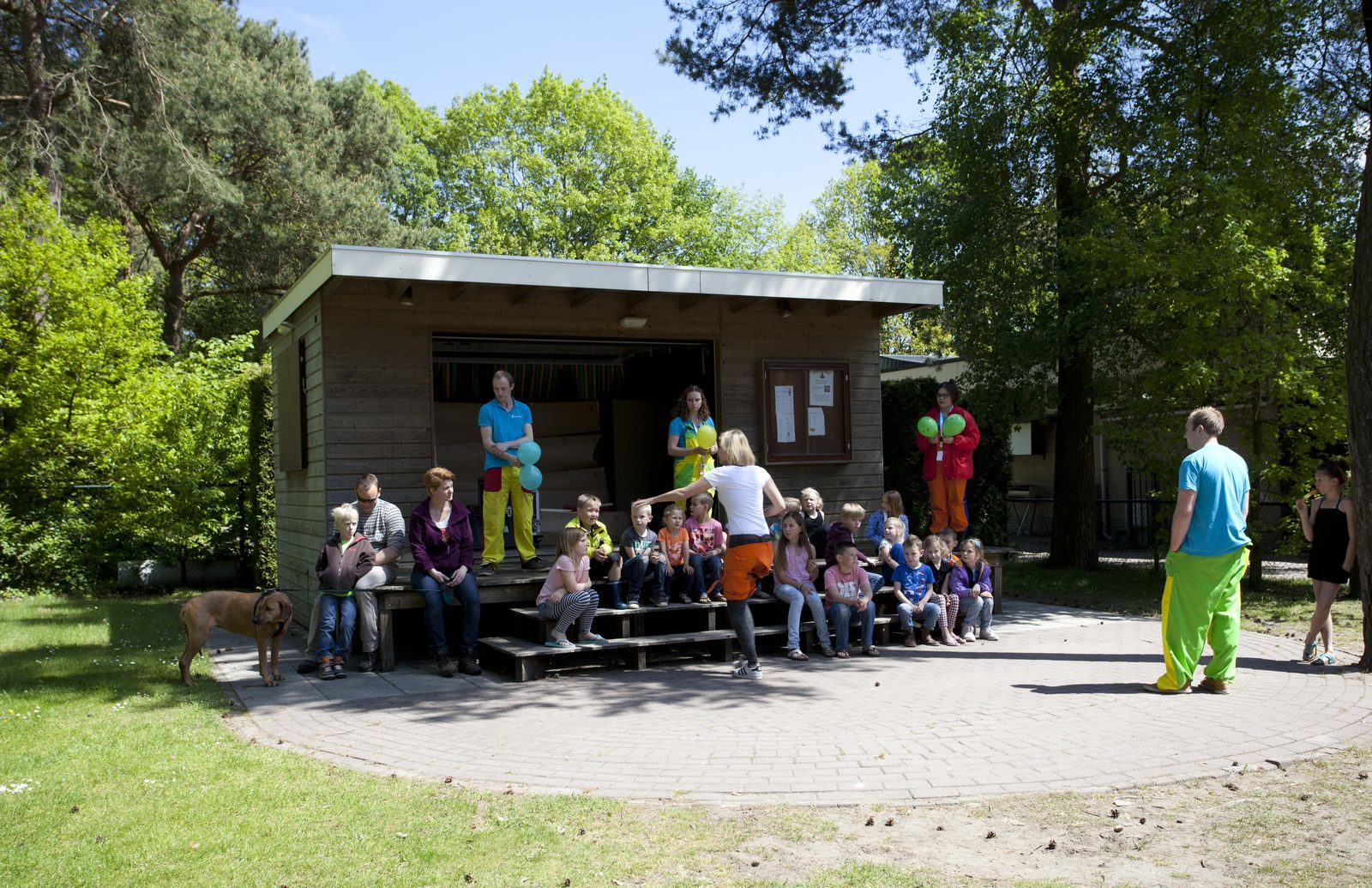 Holiday park with animation Netherlands
