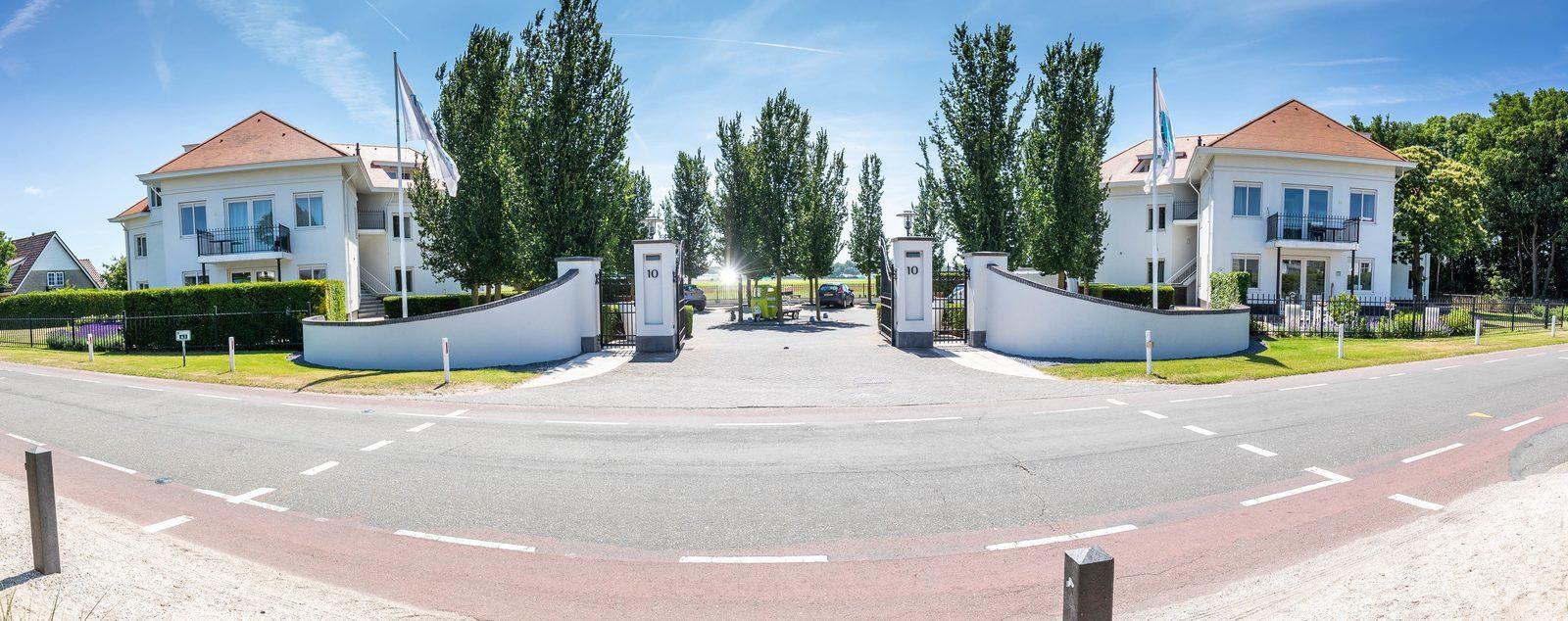 Appartements au village de vacances Noordwijkse Duinen