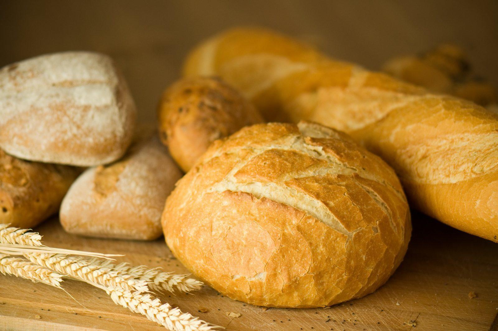 Service de boulangerie
