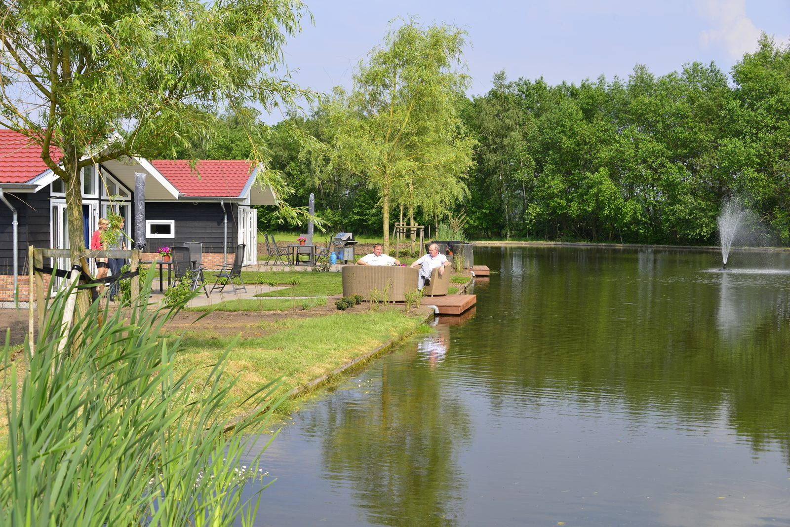 Parc de vacances dans l'Achterhoek