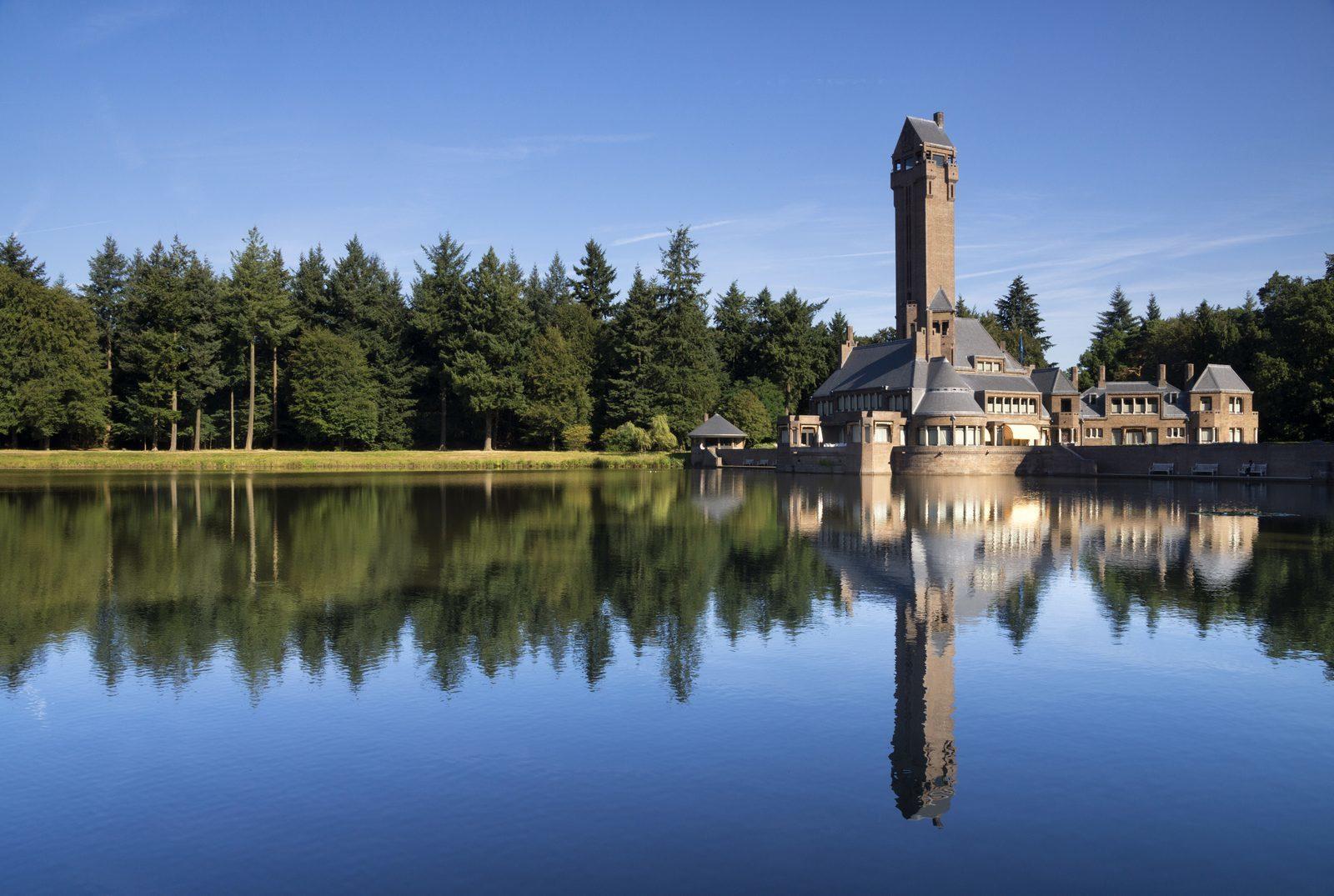 Saint-Hubert dans le parc national De Hoge Veluwe