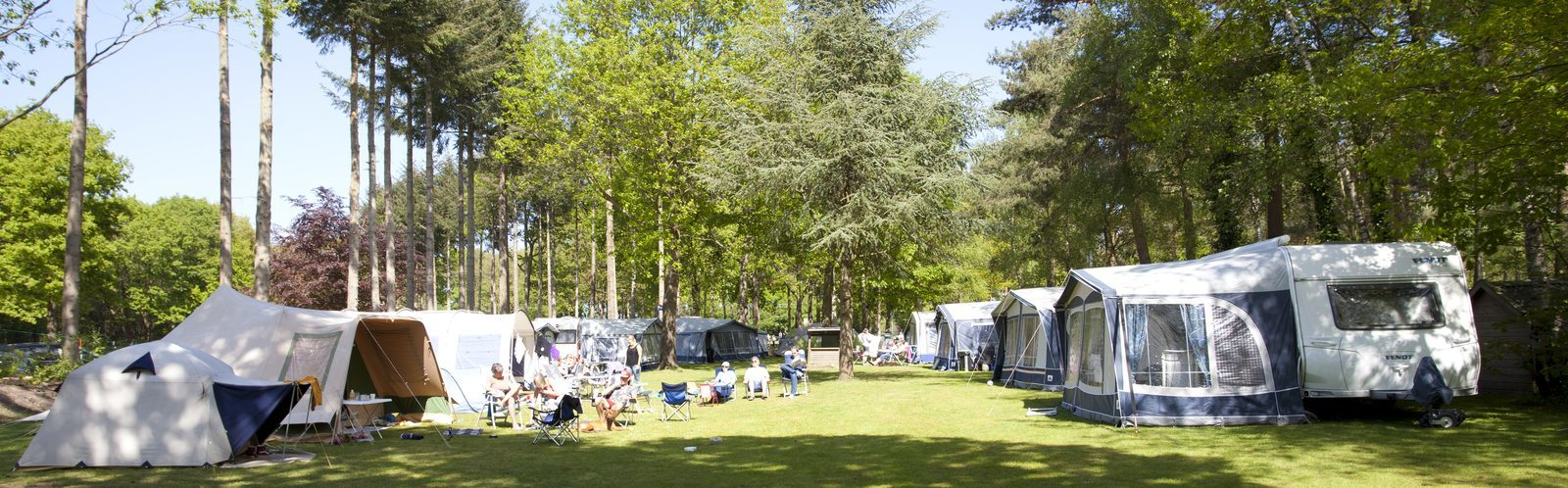 Campingurlaub in Holland