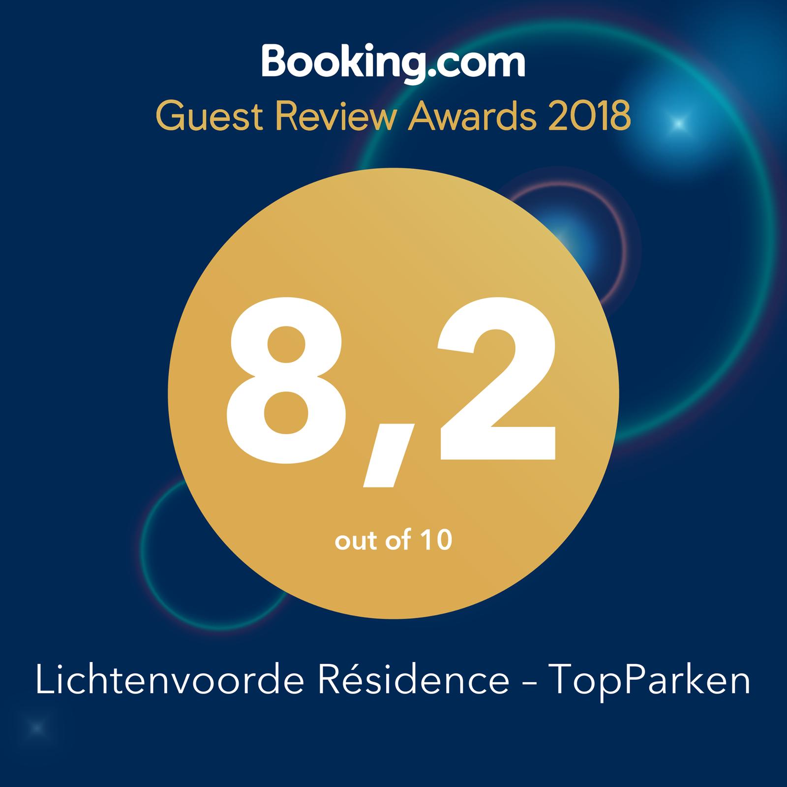 Guest Review Award - Résidence Lichtenvoorde