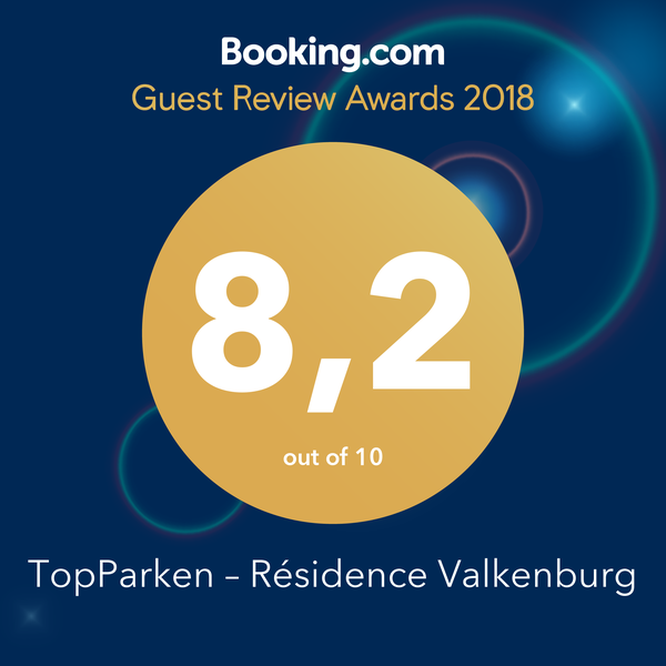 Guest-Review-Award Résidence Valkenburg