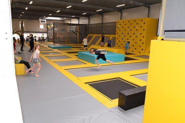 Trixs trampoline park