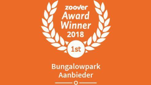Zoover Award