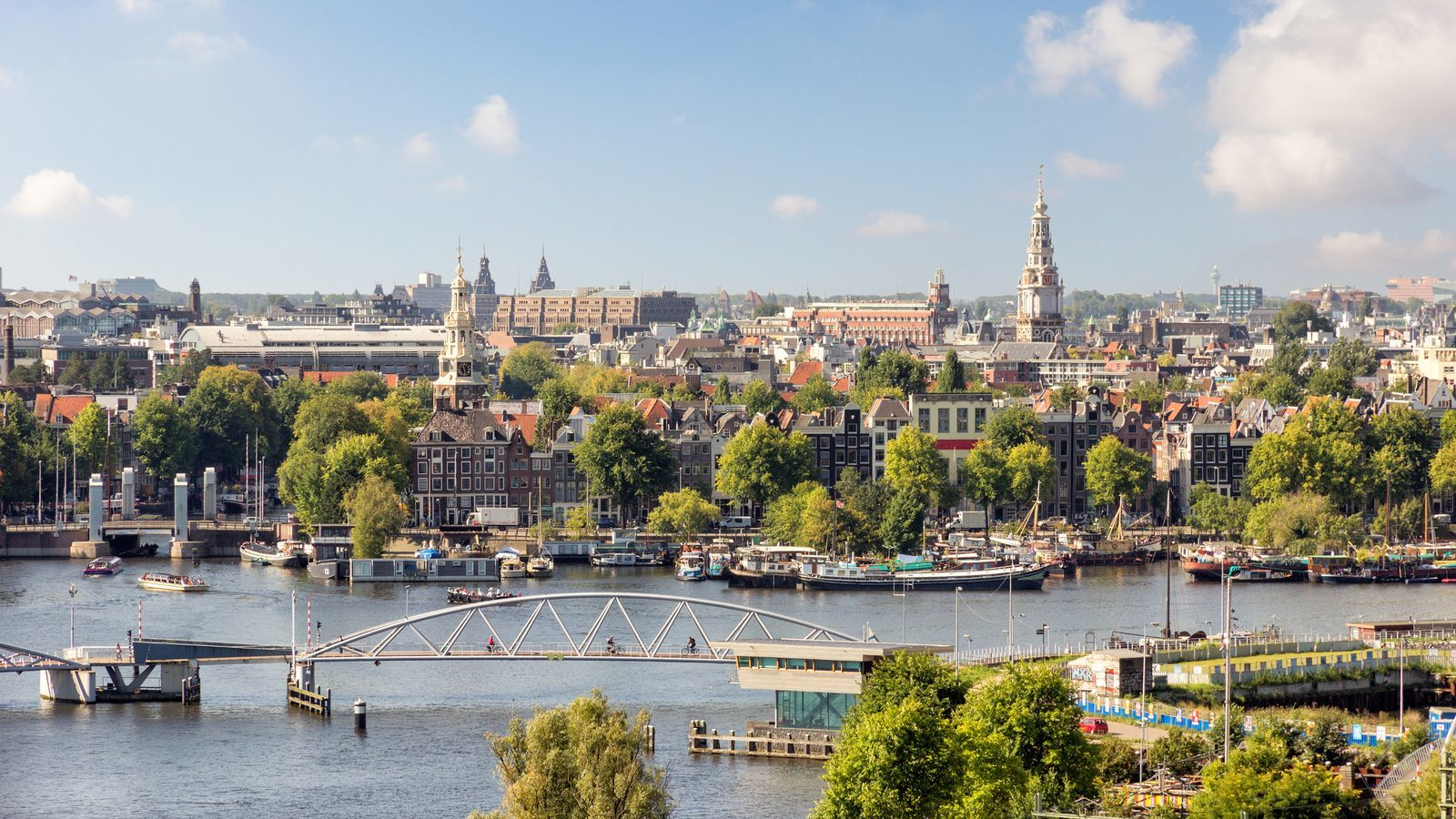 "The Netherlands are increasingly popular: ""10 million tourists in The Netherlands this summer""."
