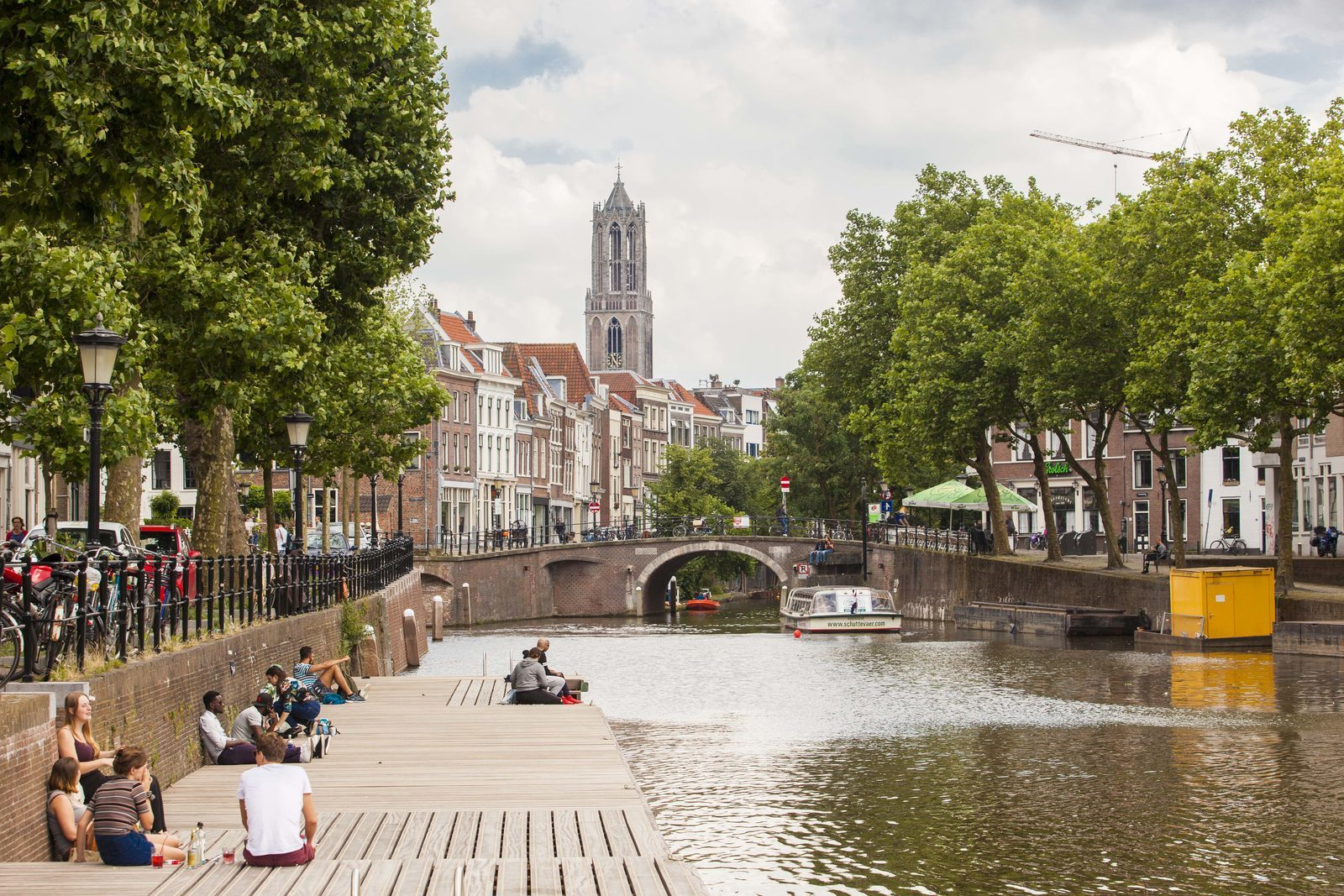 Buying a holiday home - Utrecht