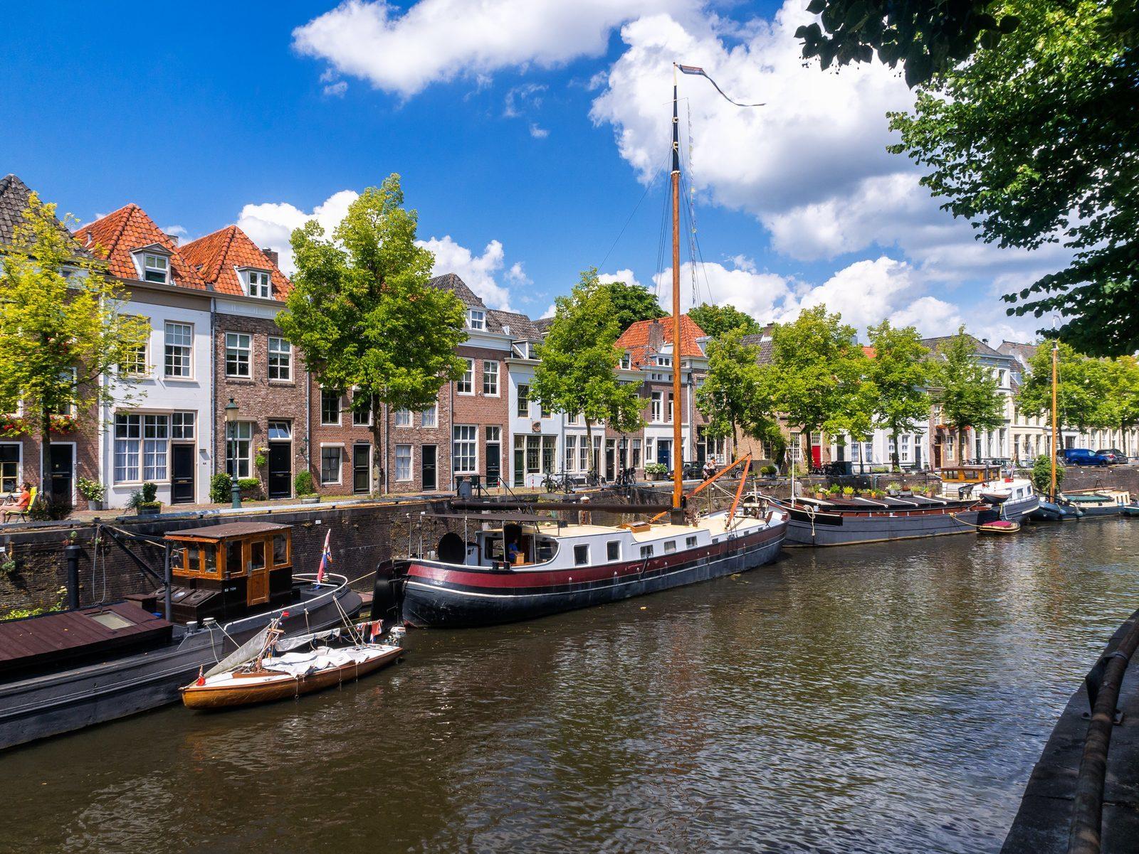 Vakantiehuis kopen Brabant
