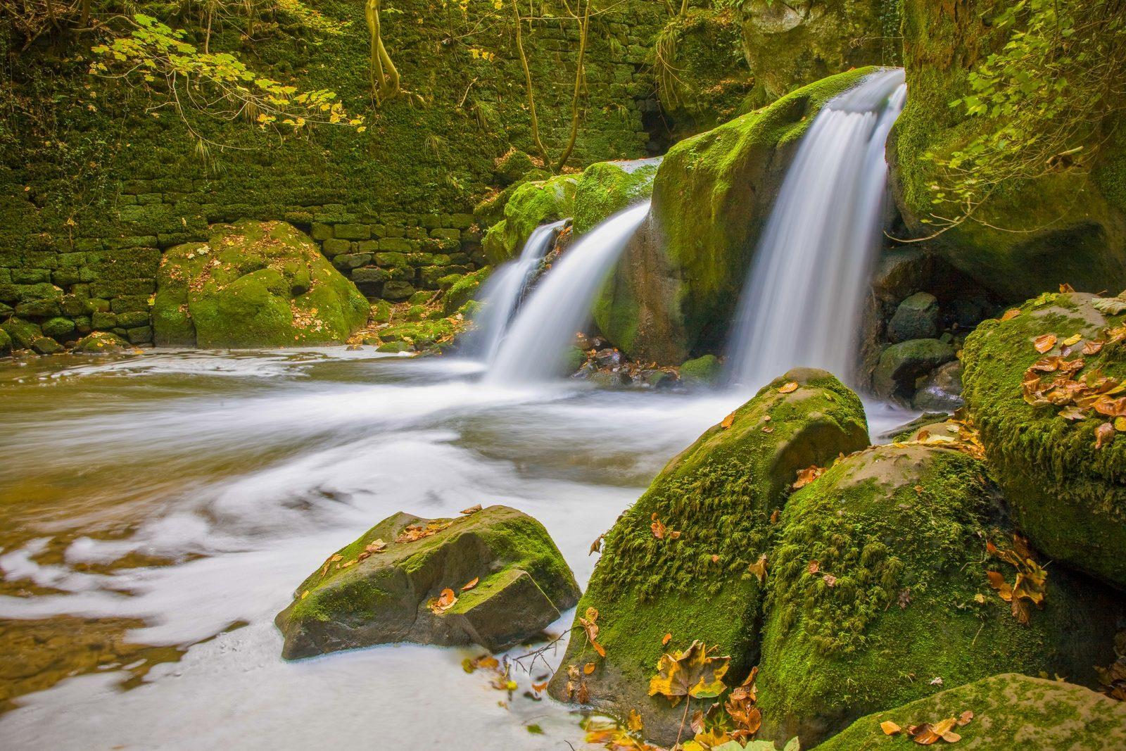 Wasserfall von Mullerthal