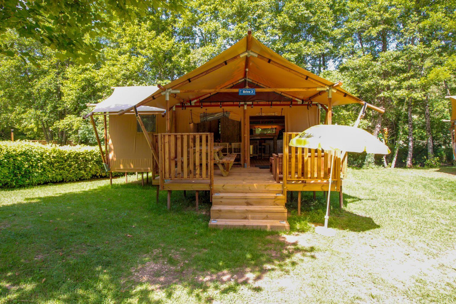 Brive tent