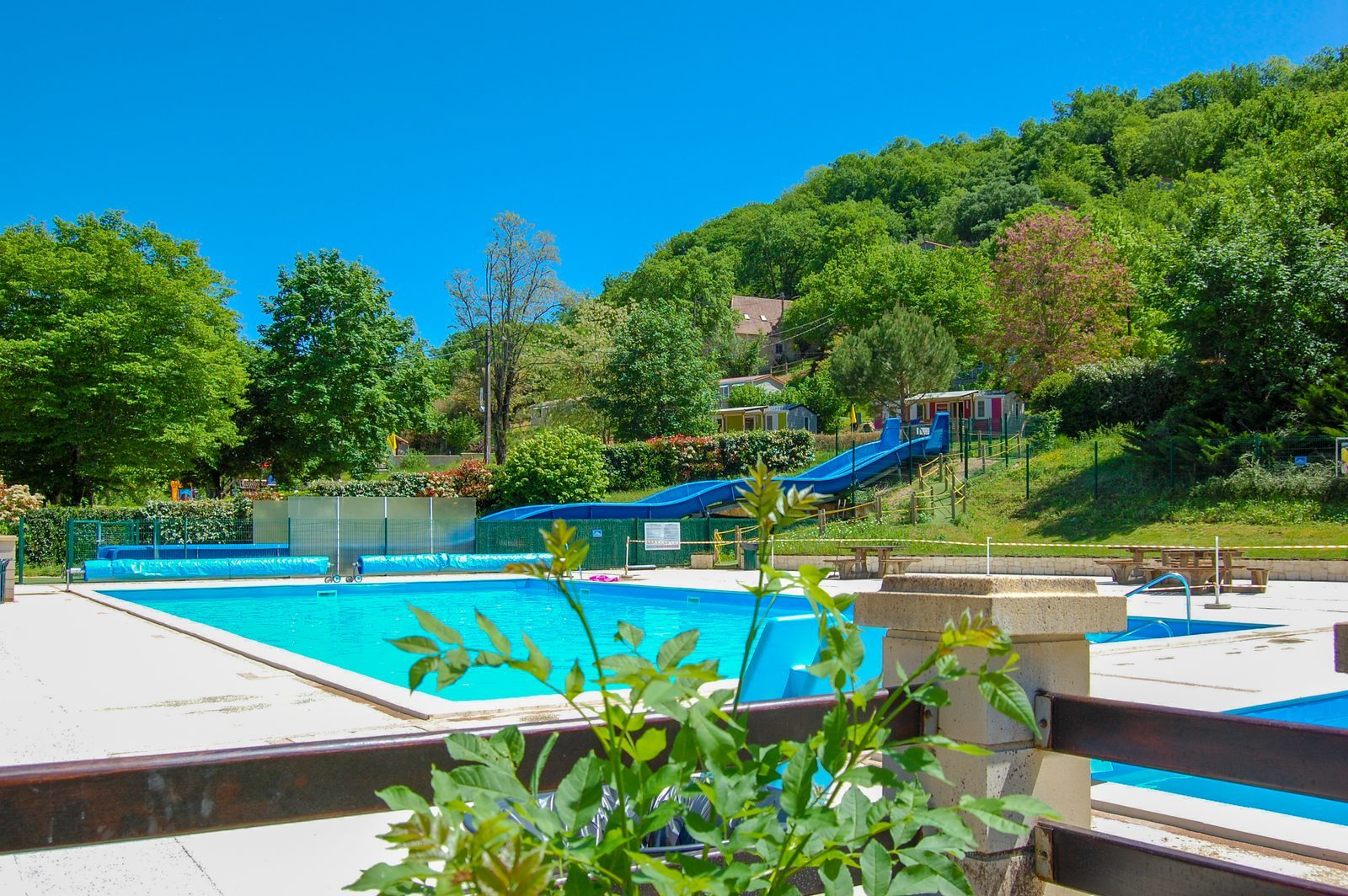 Swimming pool La Draille