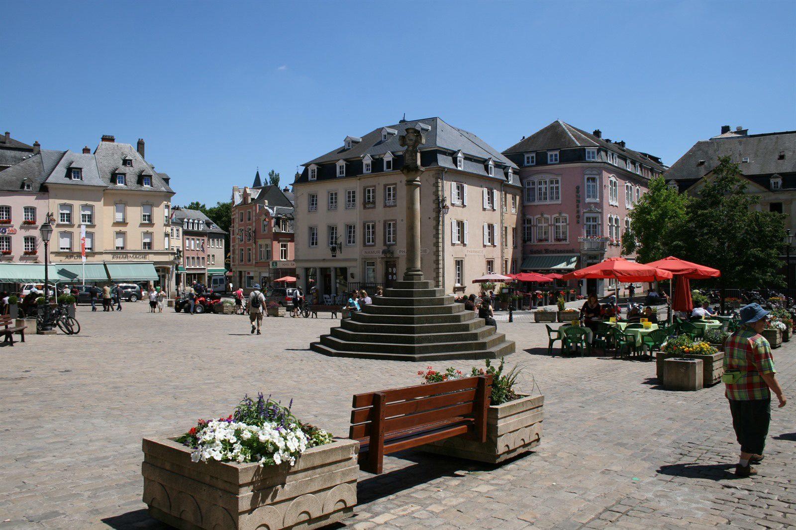Luxemburg Stad te bezoeken vanaf beter uit vakantiepark Walsdorf