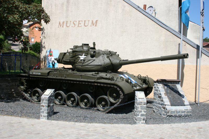 Musée national d'histoire militaire à Diekirch