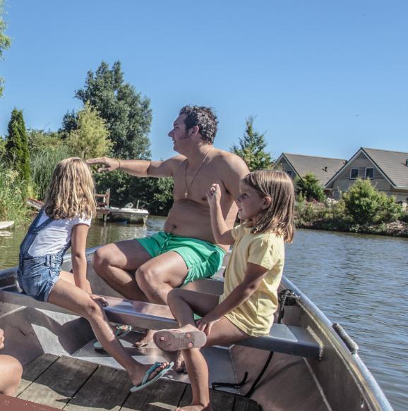 Boat and canoe rental