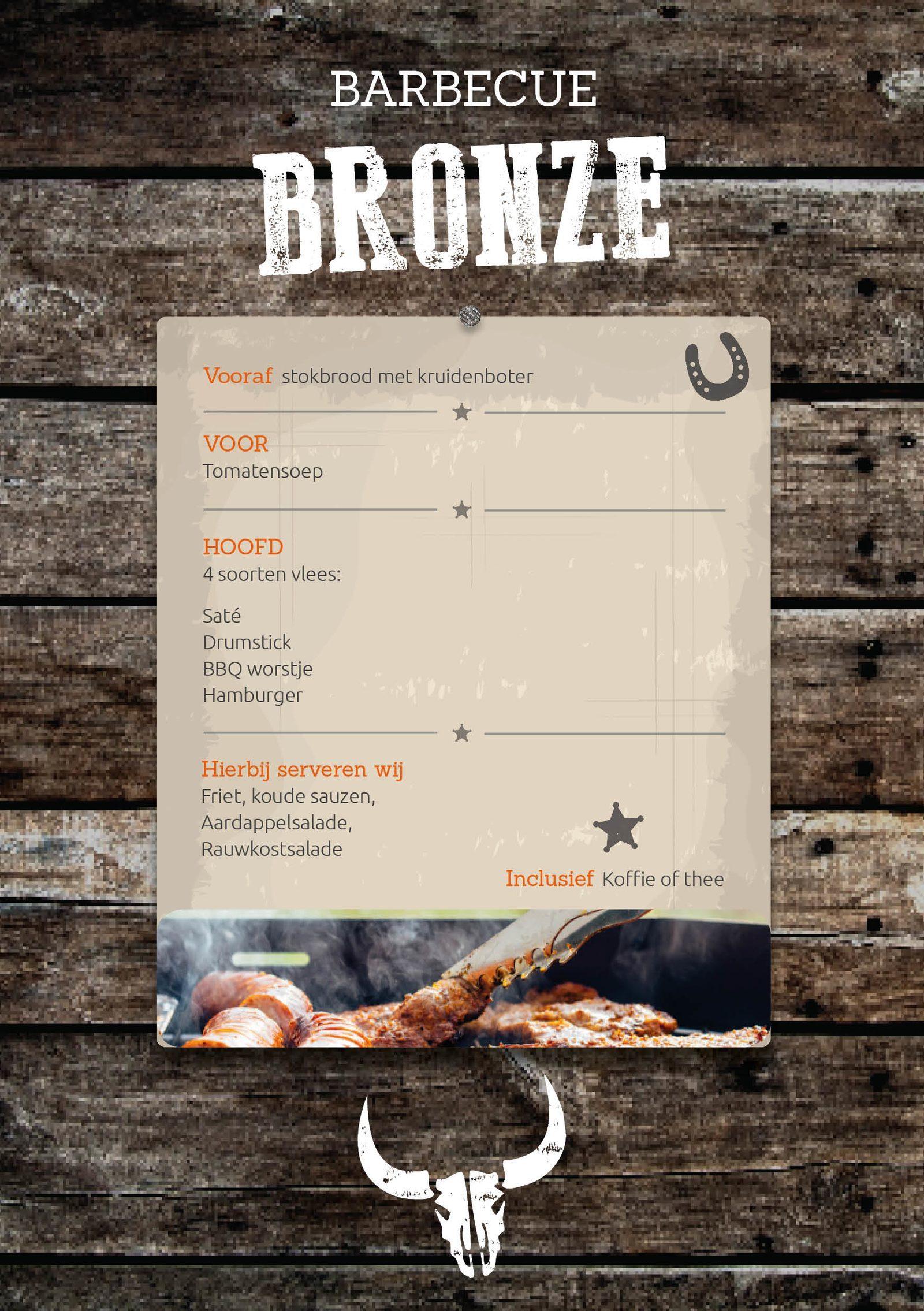 BBQ bij Events op de Veluwe in Voorthuizen