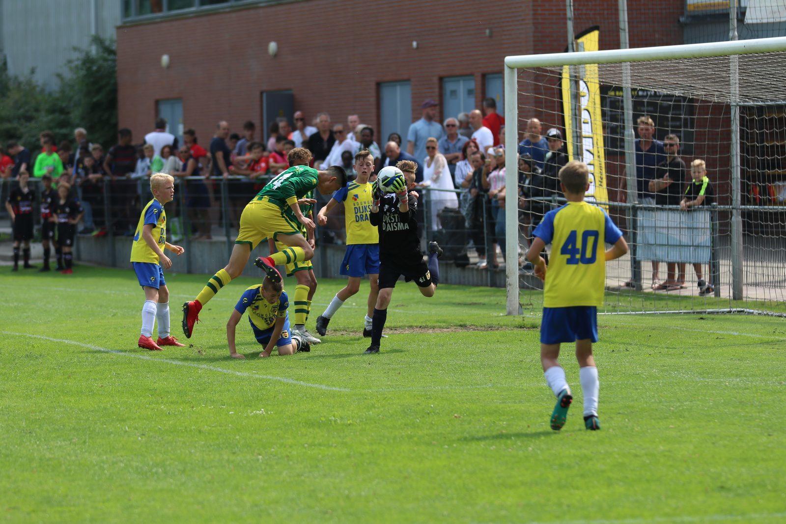 Das TopParken-U-14-Turnier