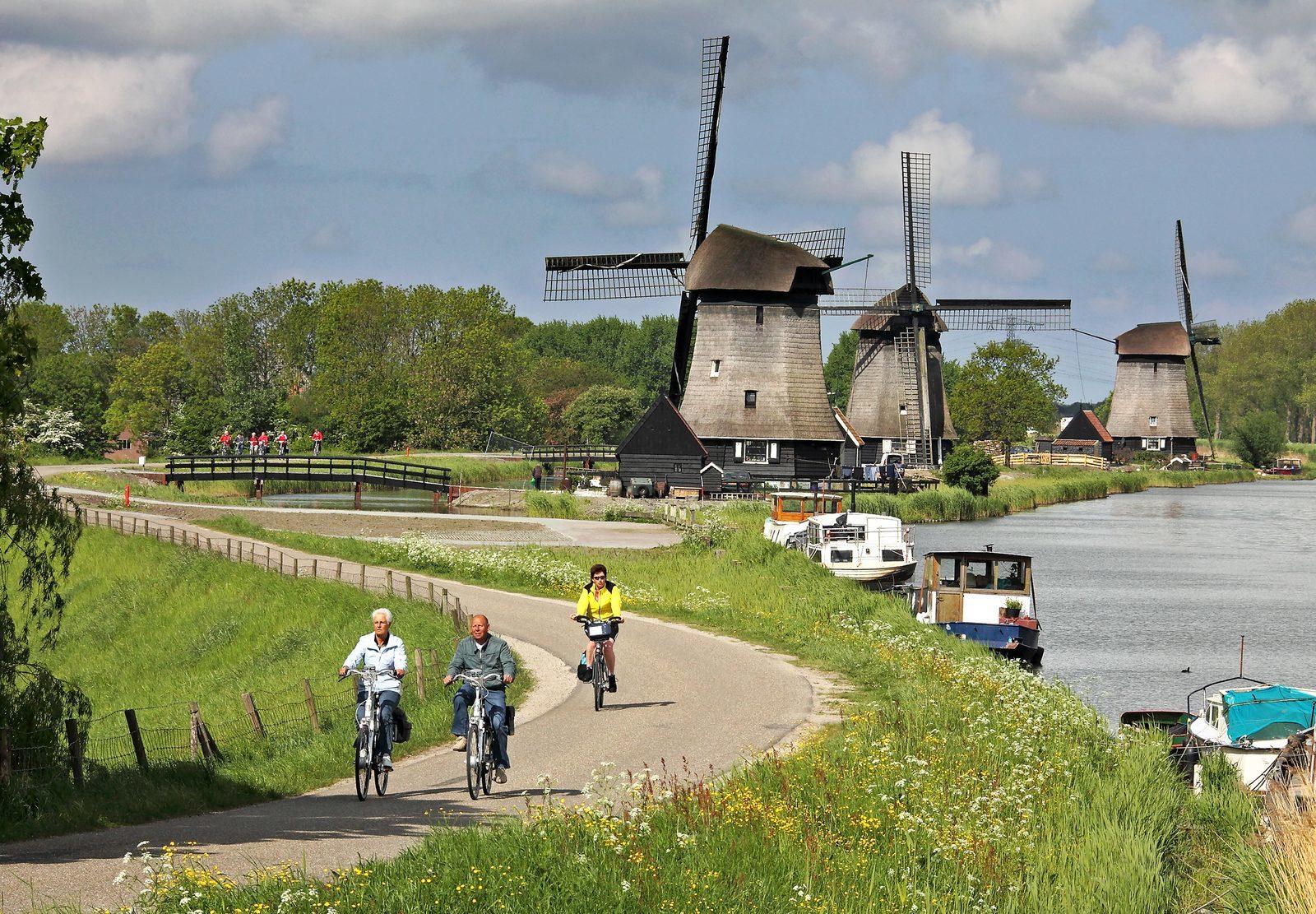 Holland-Urlaub mal anders: Wasserland und Veluwe