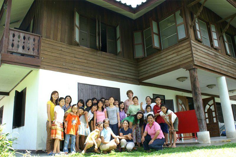 New life centre Thailand