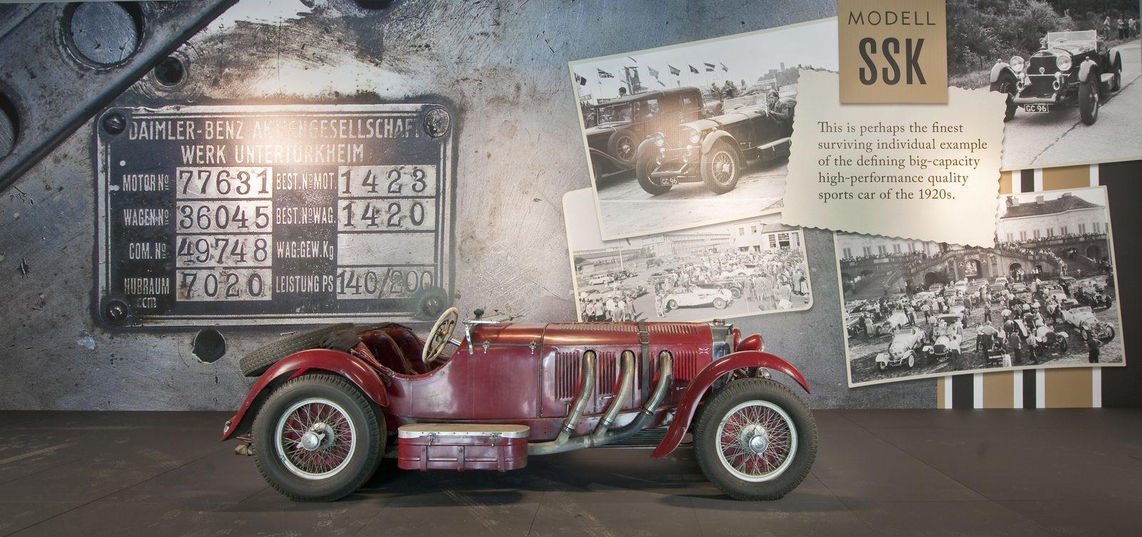 Louwman Museum Nationales Automobilmuseum