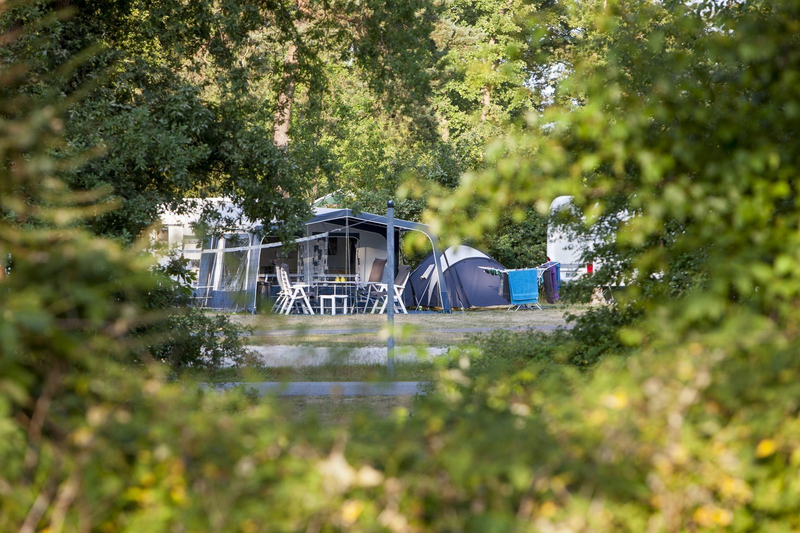 Christelijke camping Drenthe
