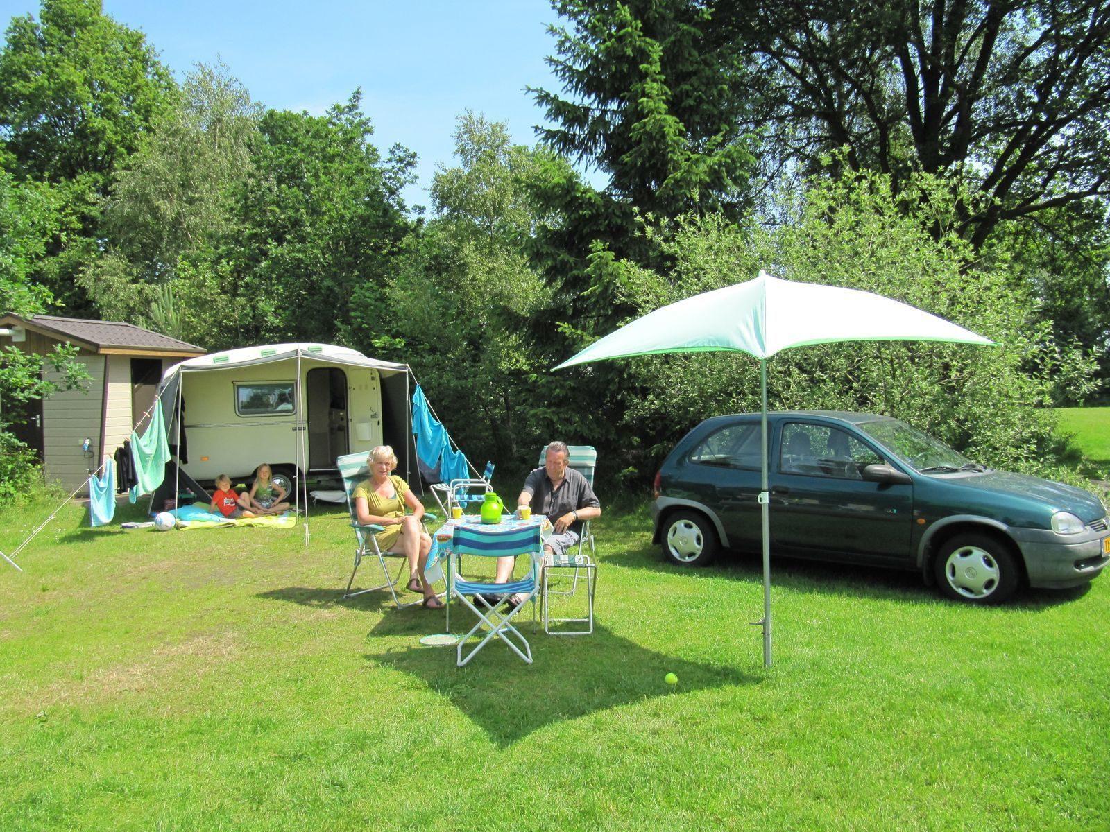 Camping 50 plus Drenthe