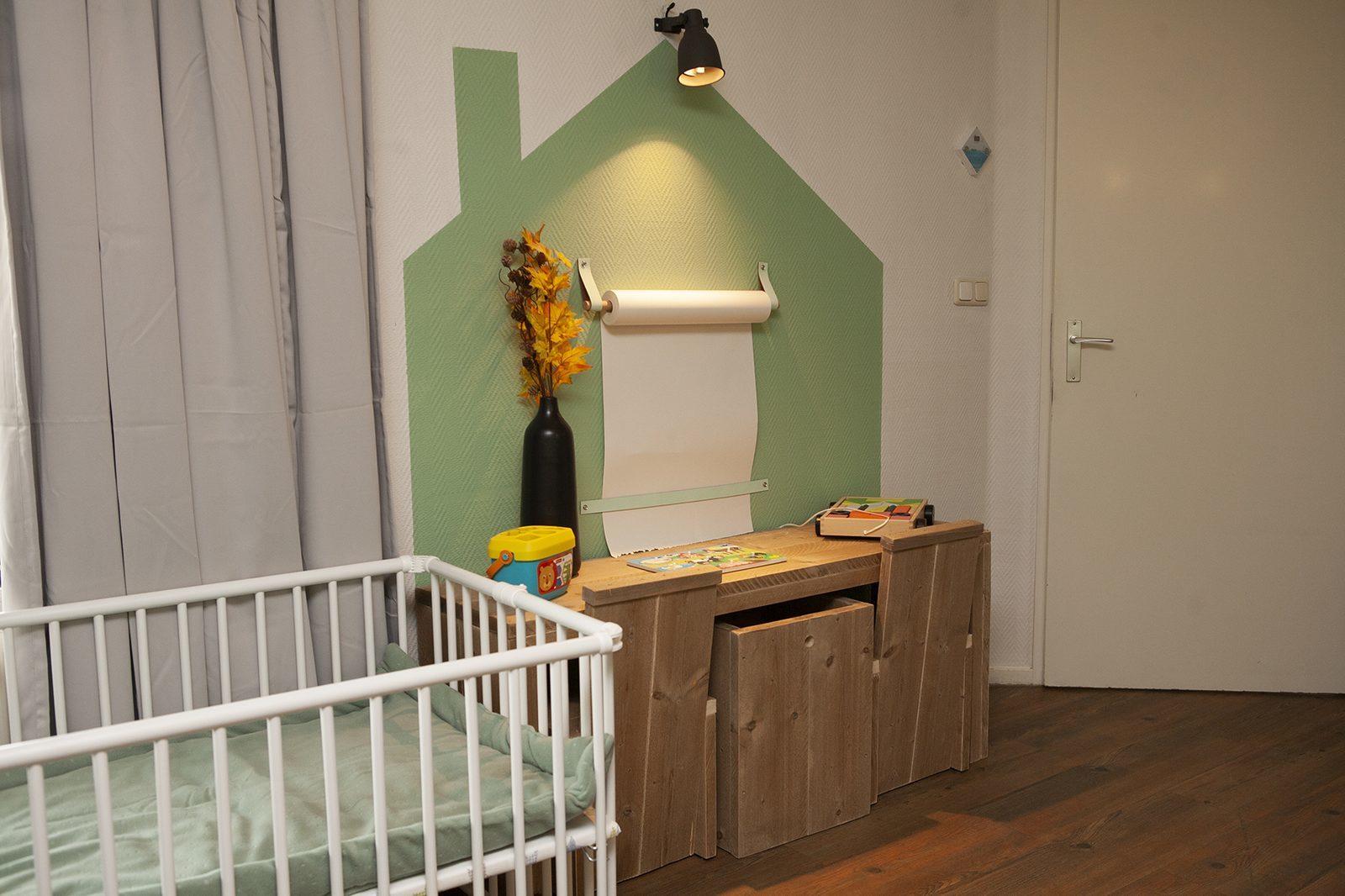 Kinderbungalow op Recreatiepark De Boshoek