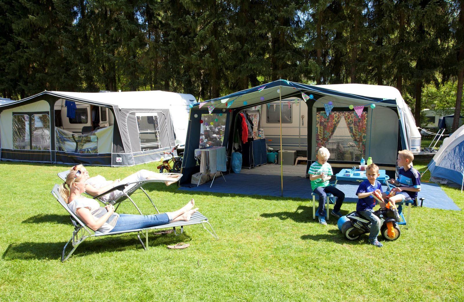 Camping September