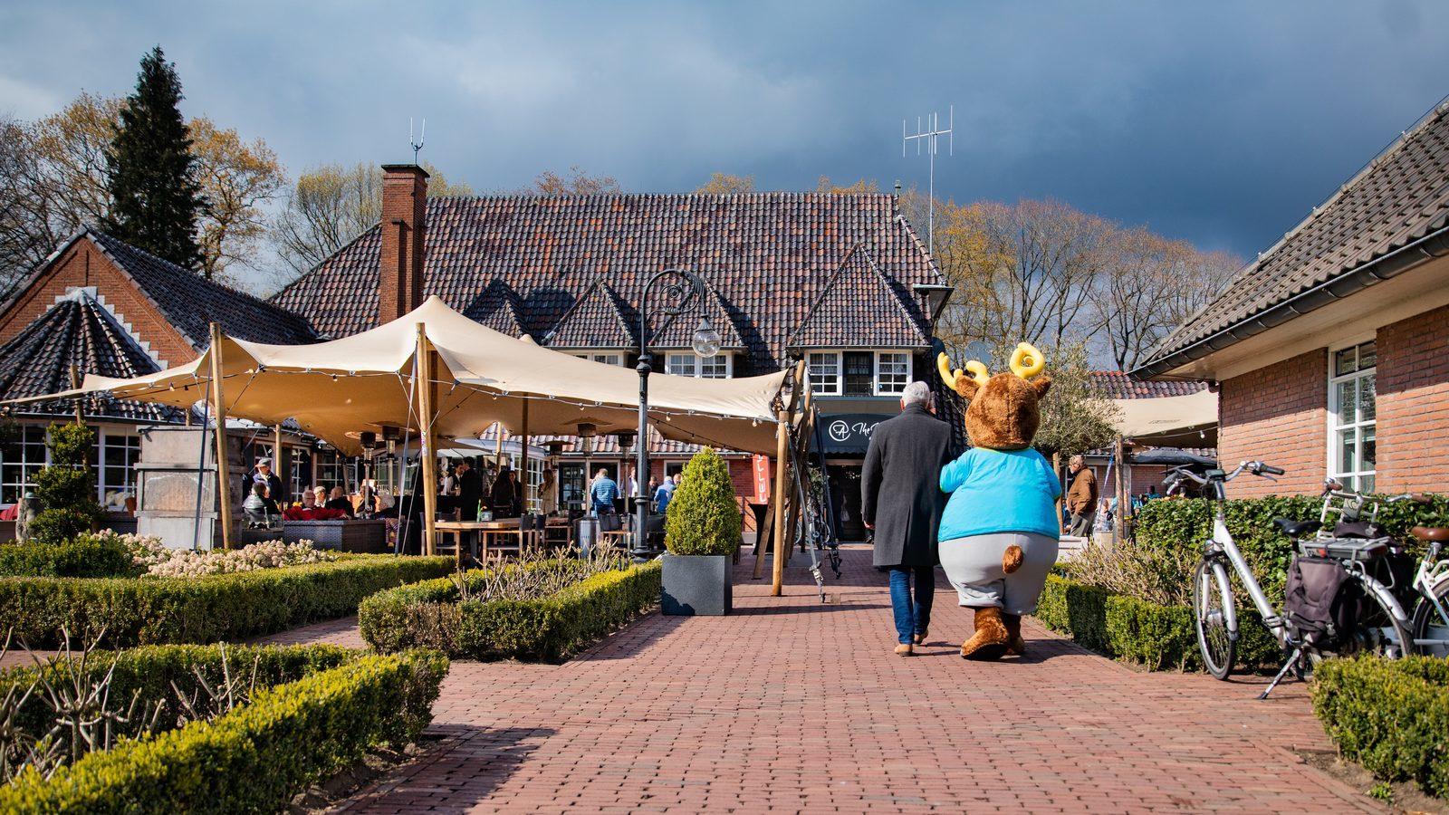 Le restaurant @thePark Asia a ouvert ses portes au Landgoed de Scheleberg