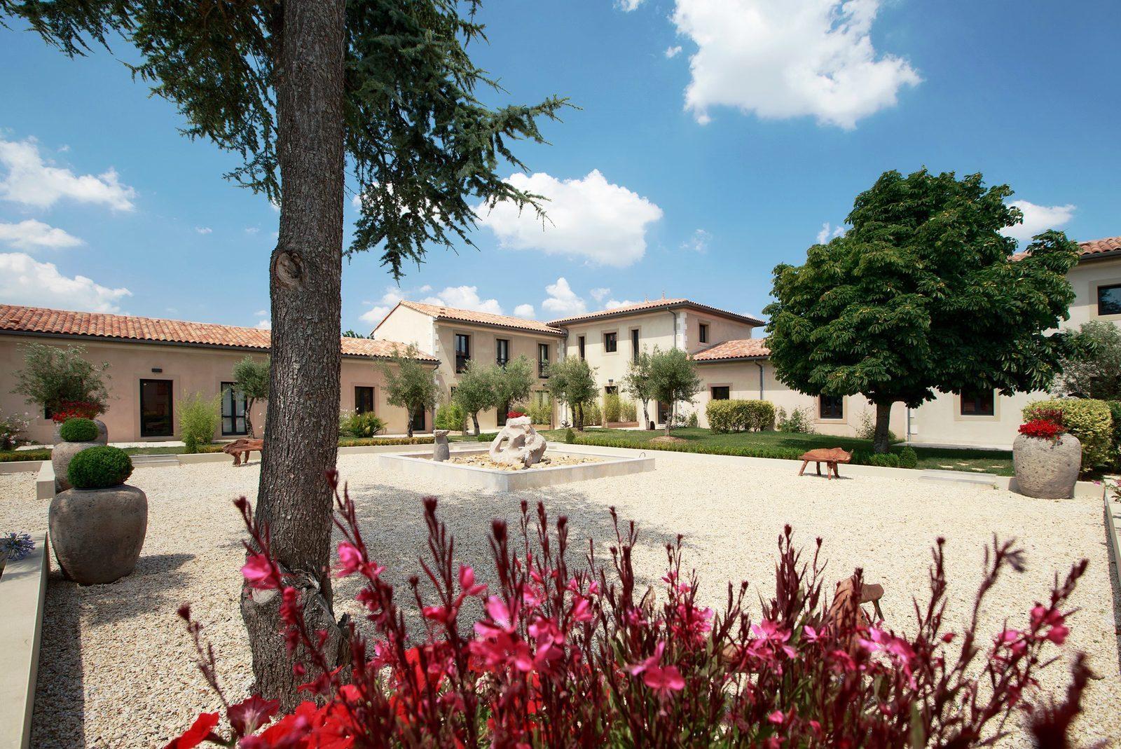 Kleinschalig vakantiepark domaine les Marée in Zuidwest Frankrijk
