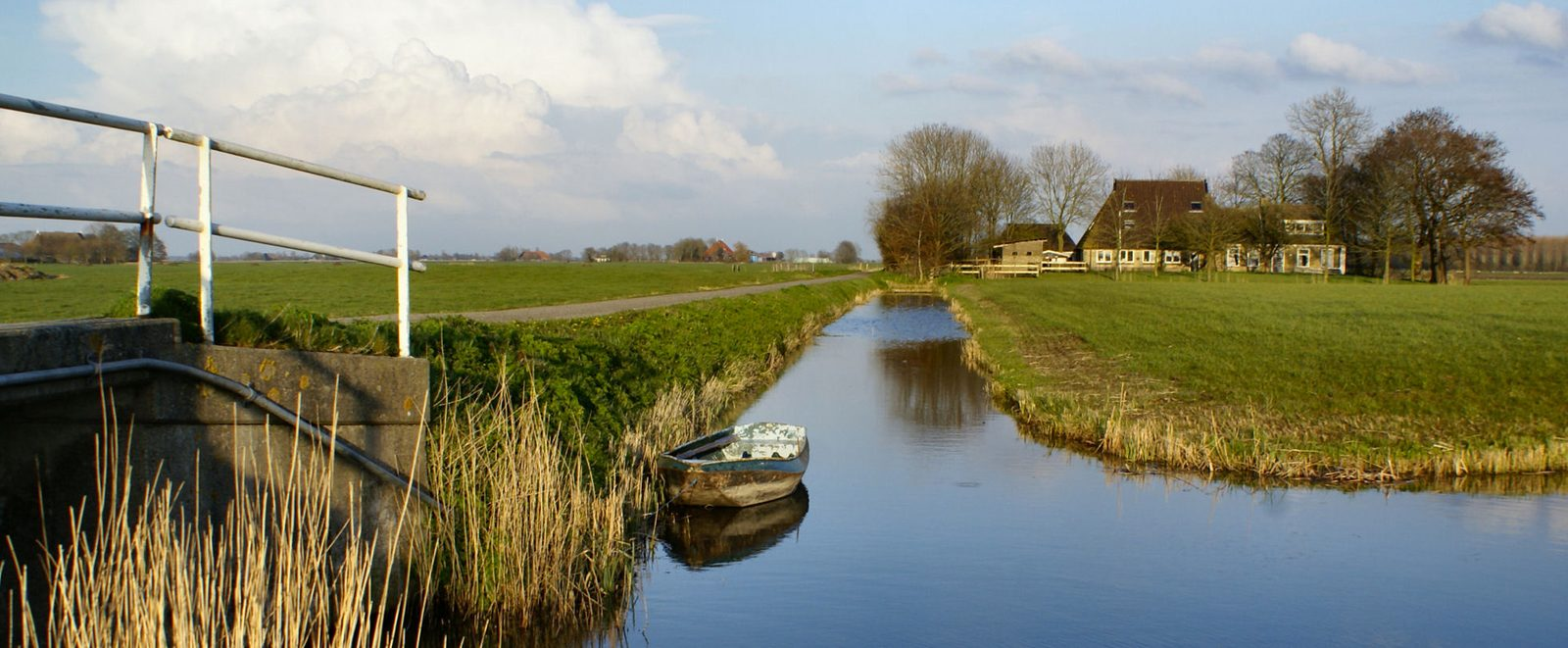 Group accommodations in Friesland