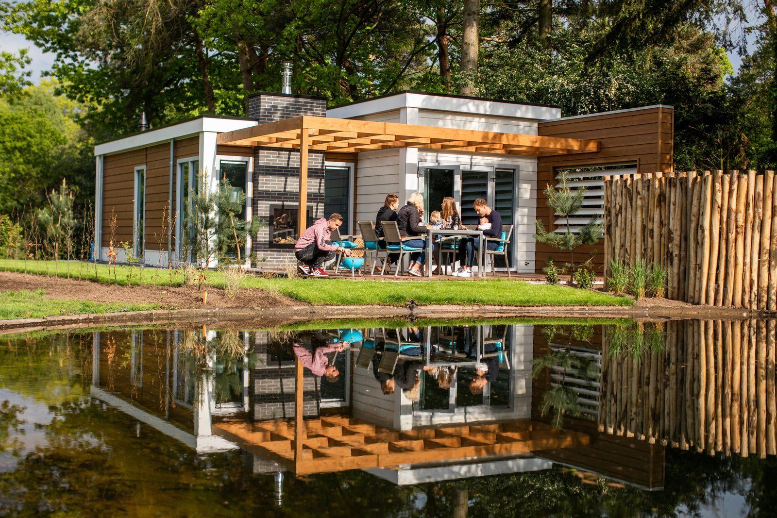 Maison de vacances pour six personnes