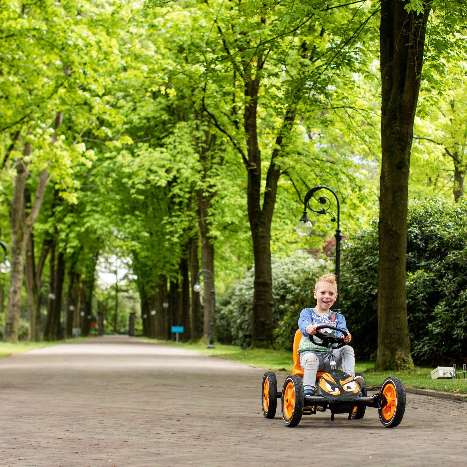 Pedal-Go-Kart-Vermietung