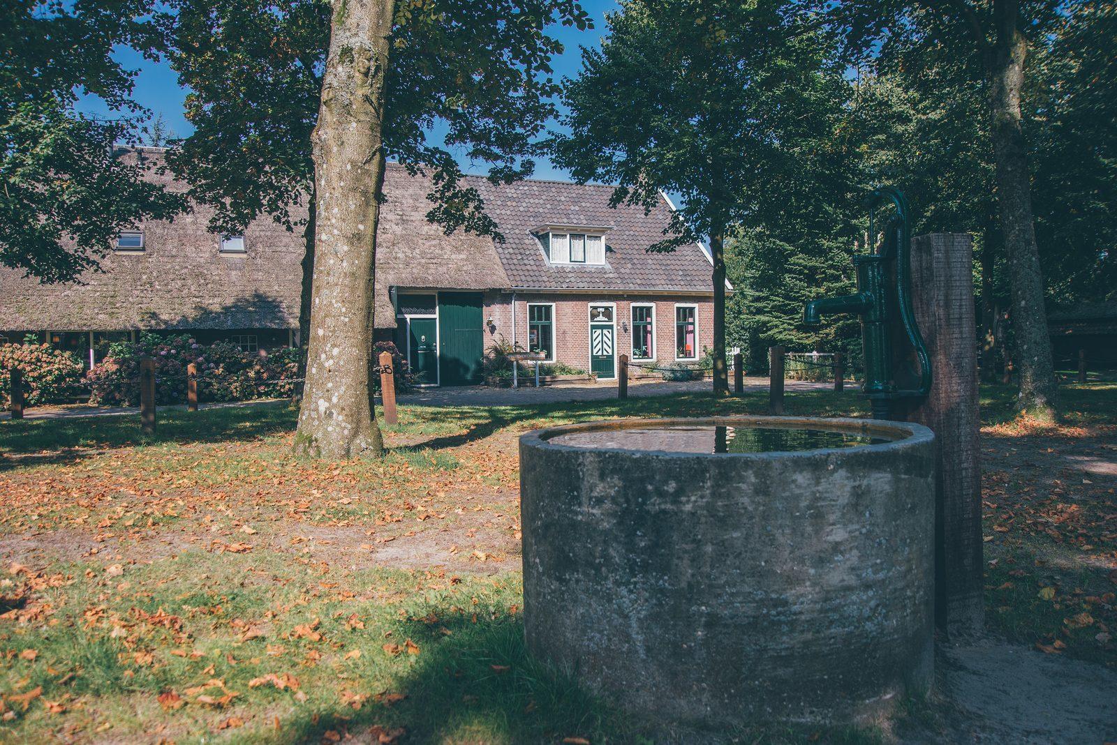 Groepsaccommodaties in Drenthe