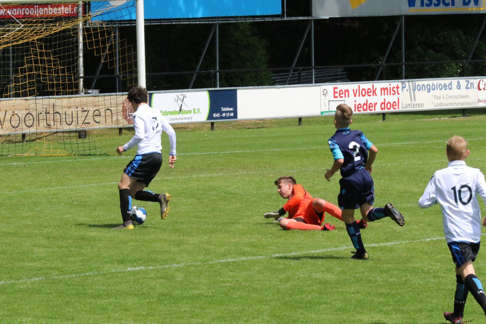 TopParken U14 Soccer Tournament a big success!