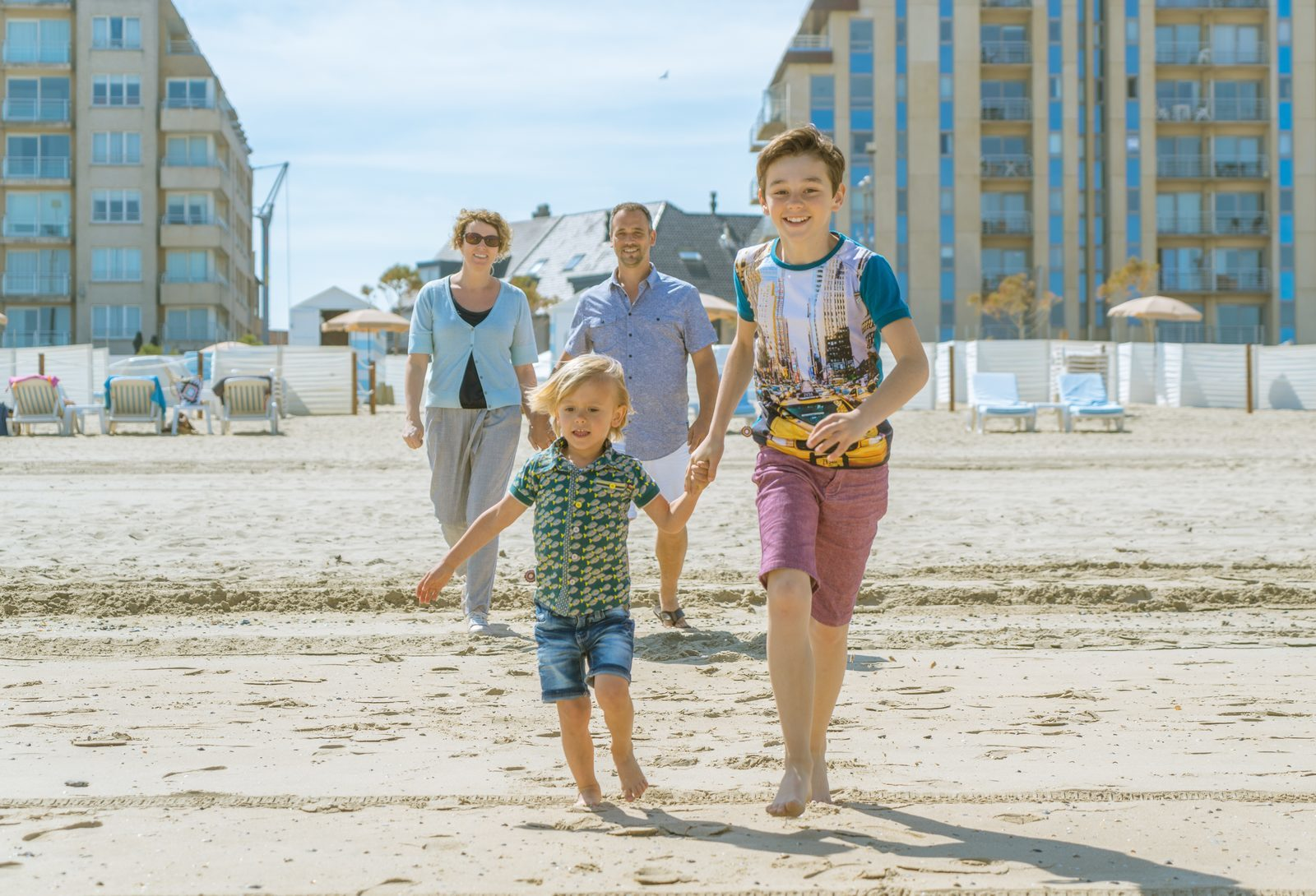 Remises Holiday Suites Blankenberge