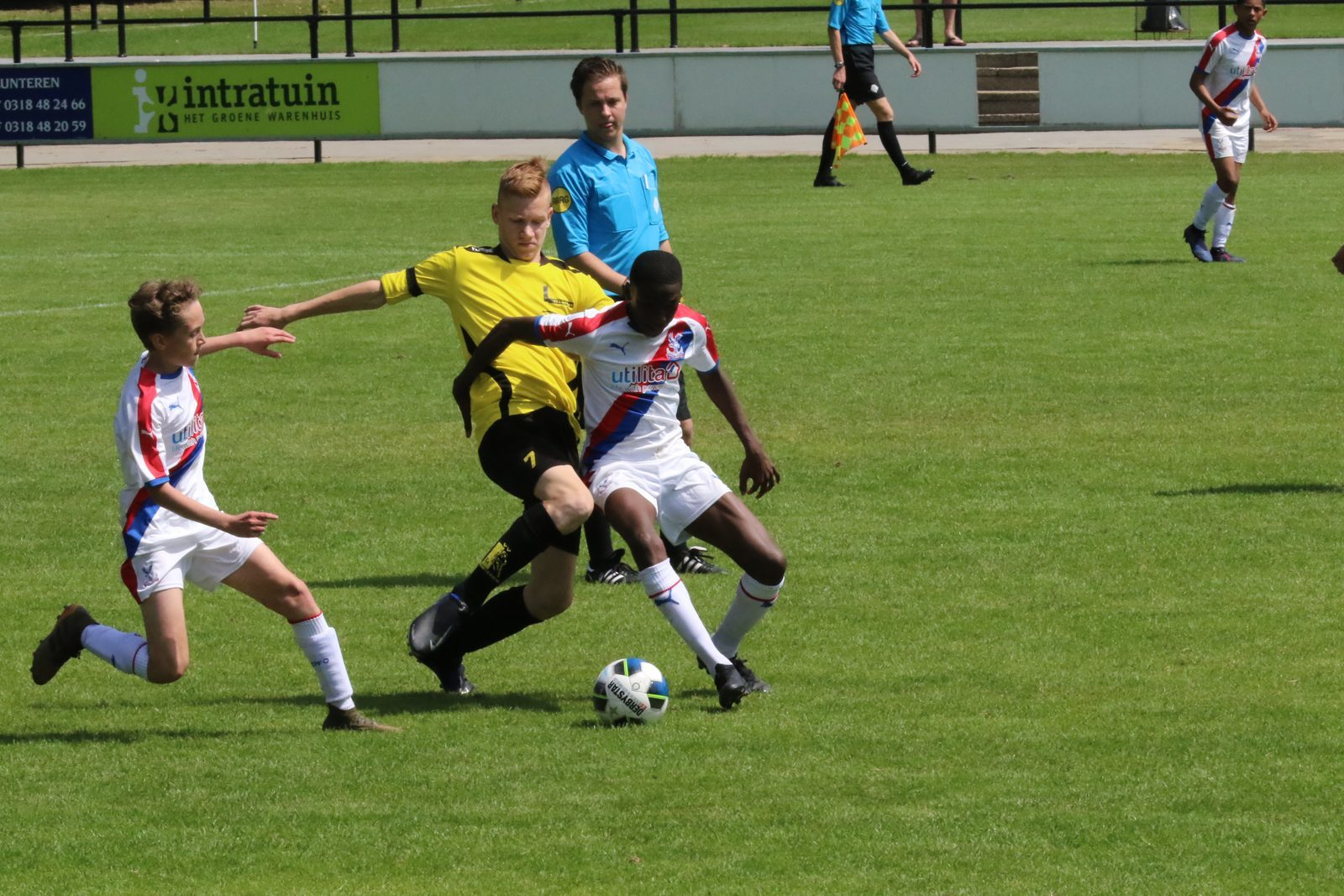 TopParken U14 Soccer Tournament