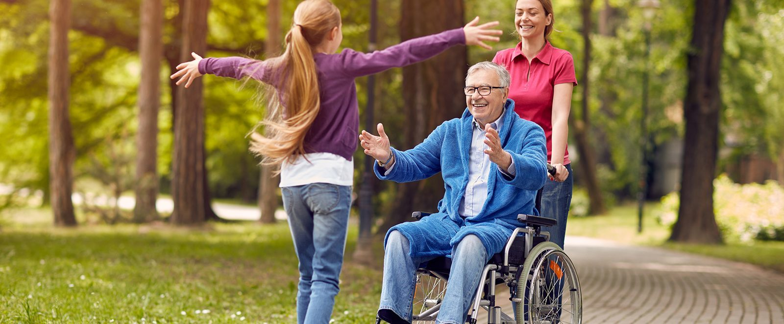 Holiday for disabled persons in the Netherlands