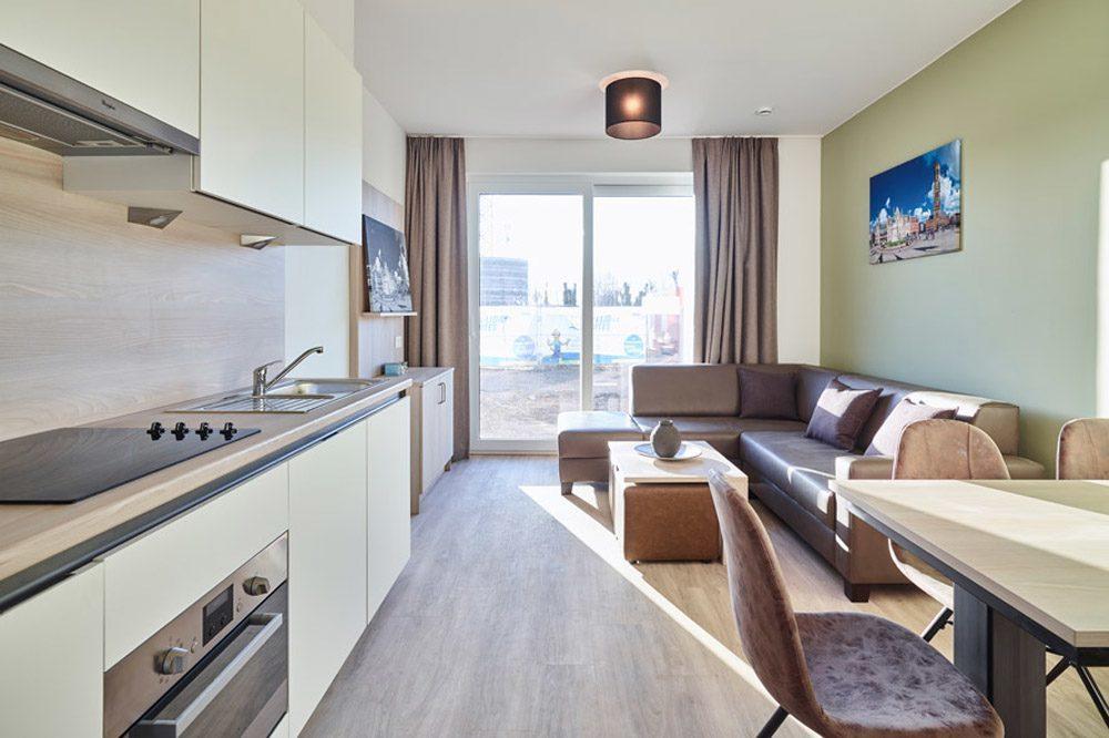 Vakantieappartement in Jabbeke
