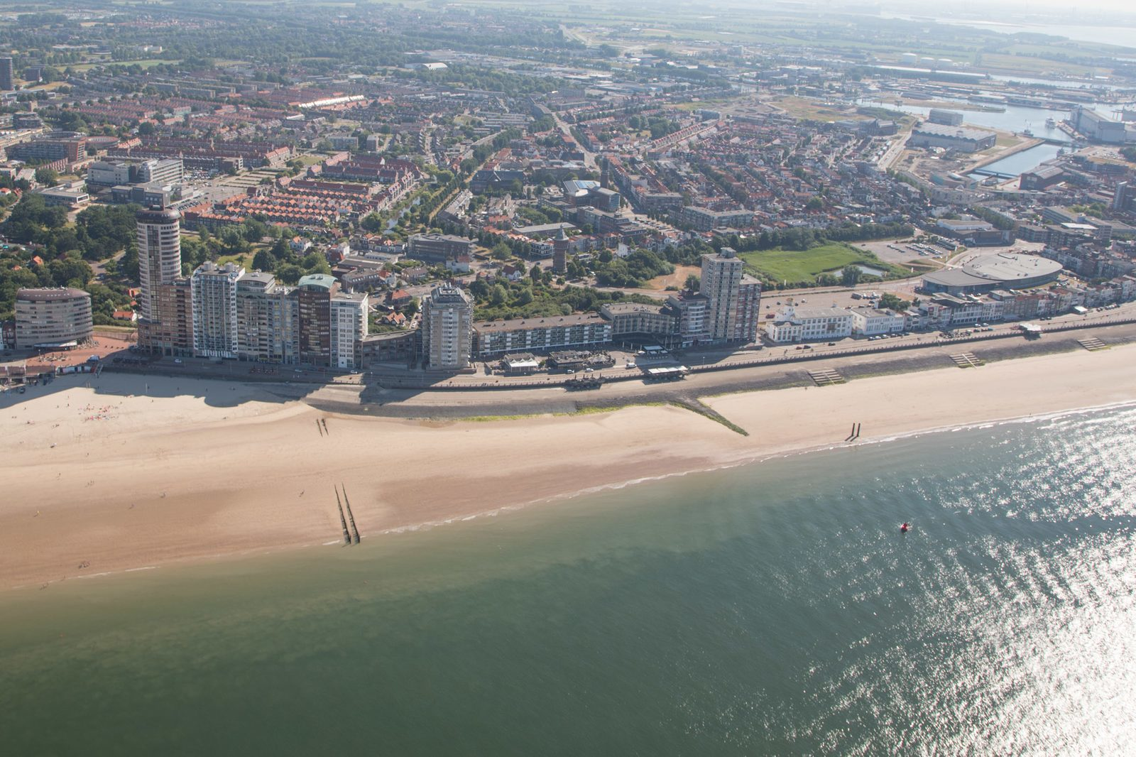 Strandapartments De Gulden Stroom, Vlissingen