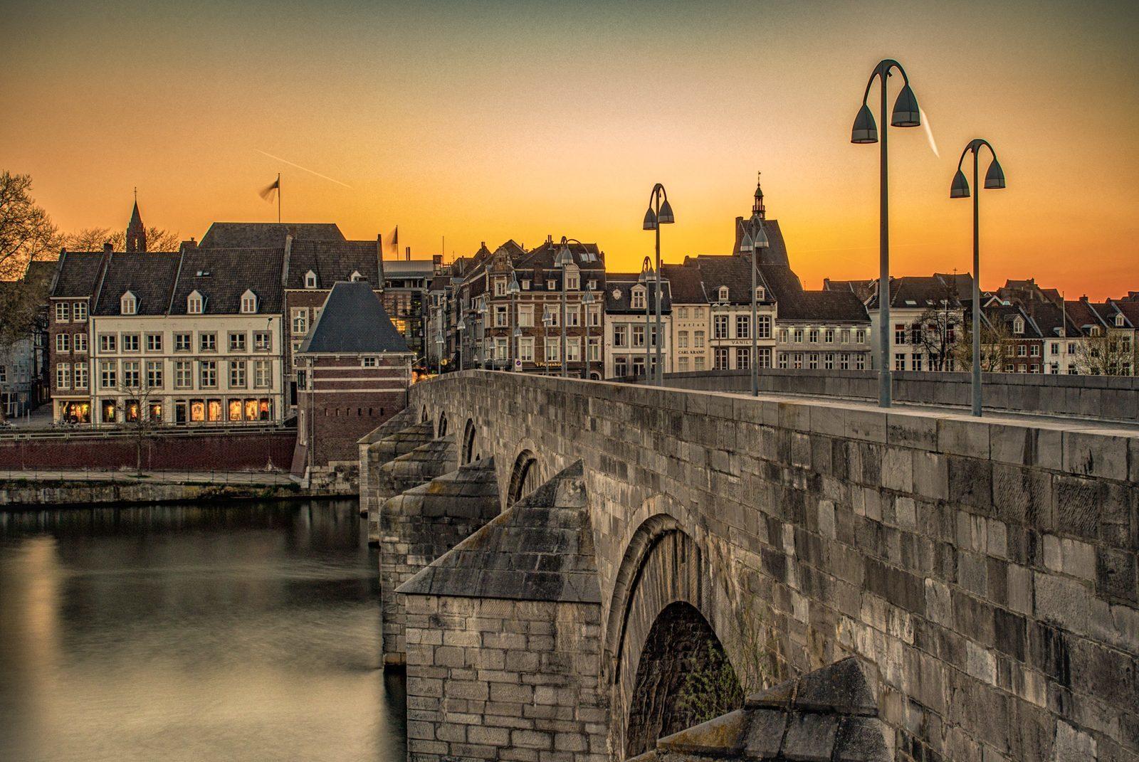 Een gezellig dagje Maastricht