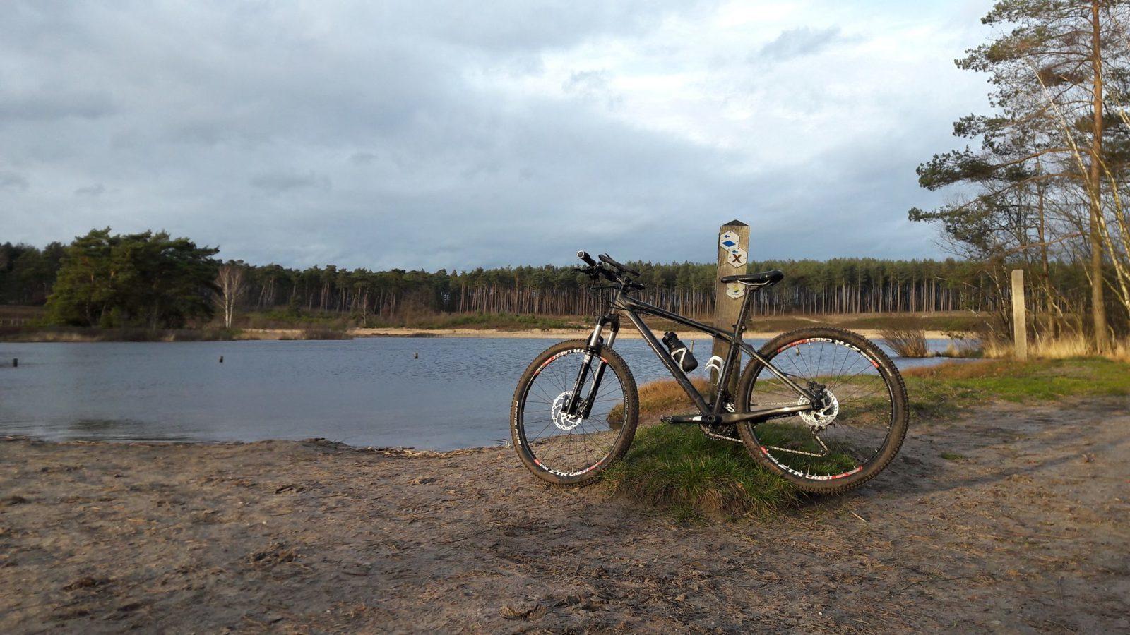Mountainbike tochten