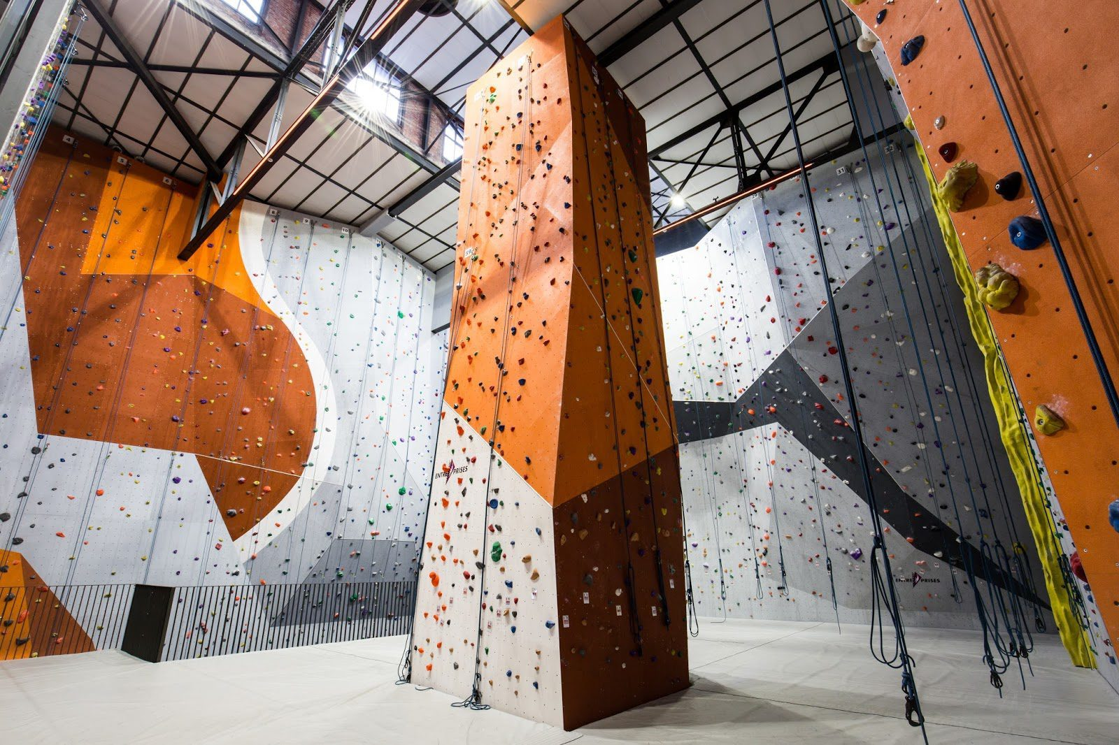 Alpamayo Climbing Centre