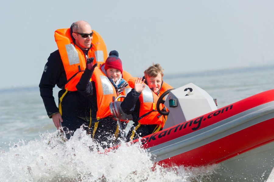 Wavekarting Cadzand