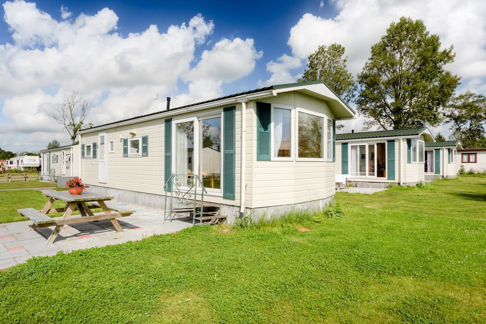 Renting a mobile home in The Netherlands