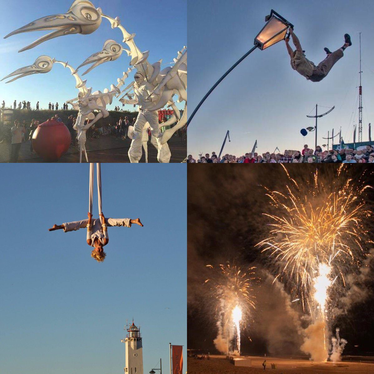 Cirque des Dunes & Lasershow