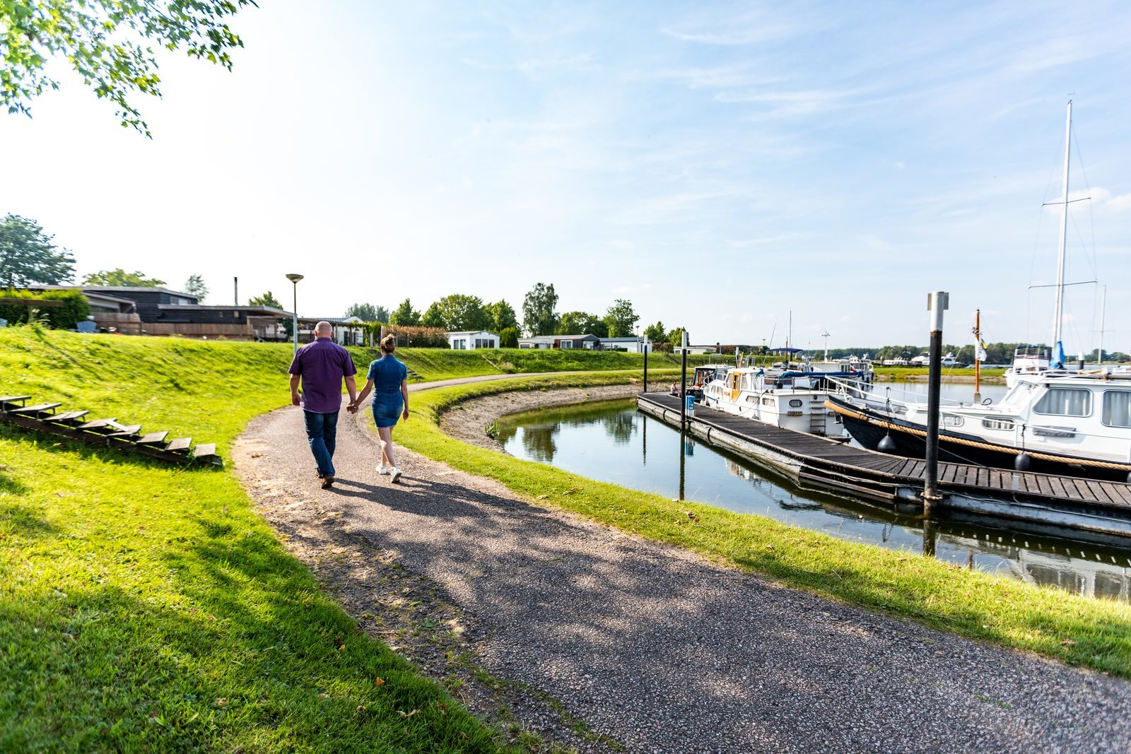 Holiday accommodations for sale at Holiday Park Het Esmeer
